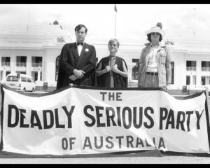 Top Ten Weirdest Australian Political Parties