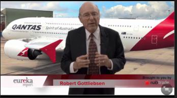 qantas share price