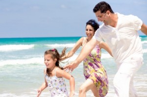 How to save money on a family holiday